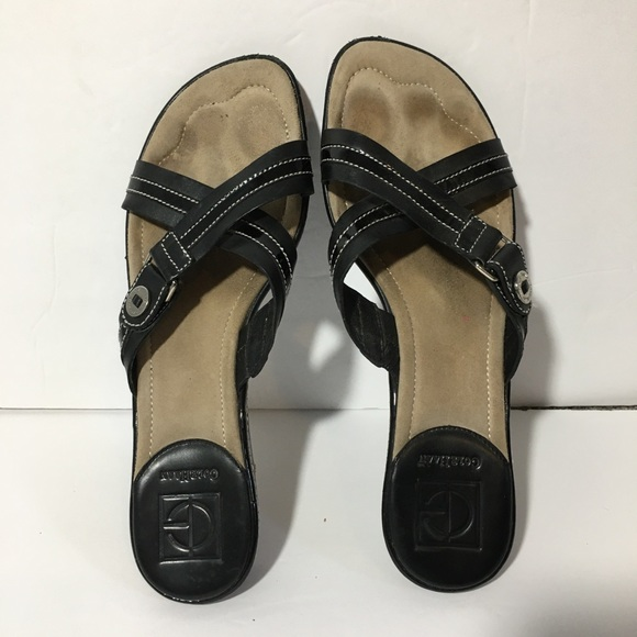 Cole Haan Shoes - Cole Haan Air Nike Black Sandals Size 8